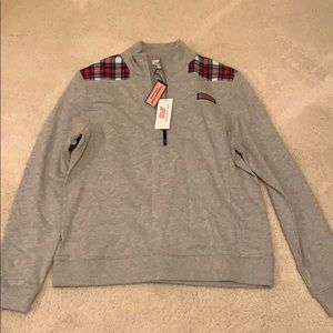 NWT Vineyard Vines Plaid Shep Shirt